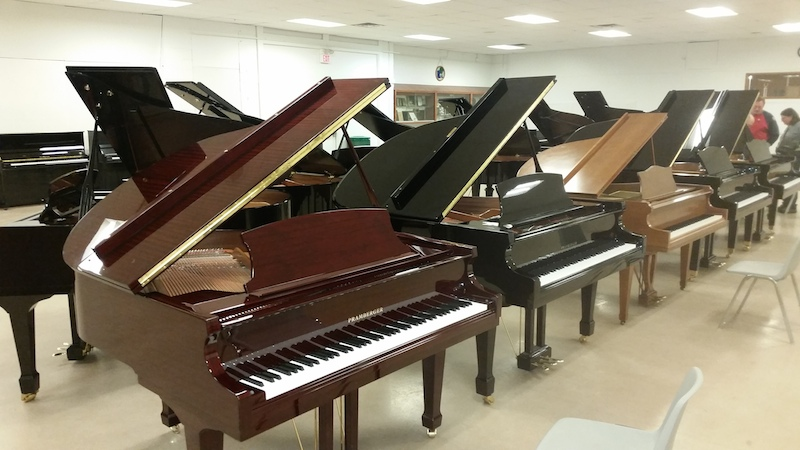 Rockley Family Foundation | Pianos