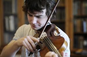 Rockley Family Foundation | Violin Student