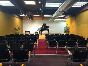 Rockley Family Foundation Communiy Recital Hall