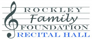 Rockley Music Foundation Community Recital Hall Logo