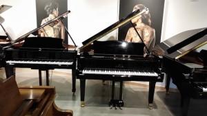 Rockley Family Foundation Pianos
