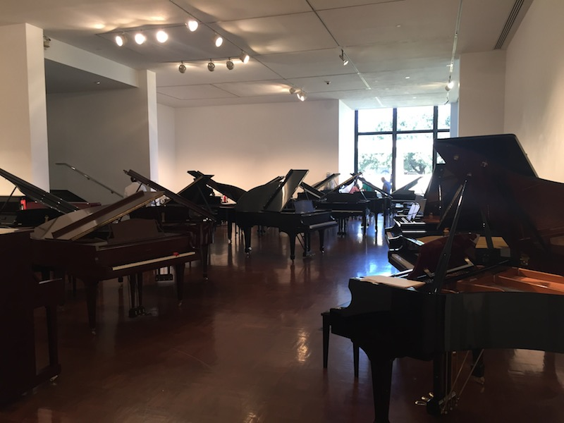 Rockley Family Foundation | CU Partner Piano Event