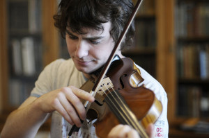 Rockley Family Foundation | Violin Student