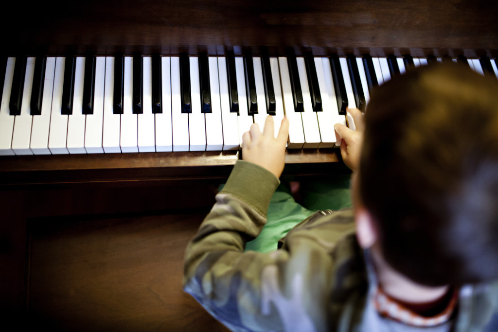Rockley Family Foundation | Piano Donations